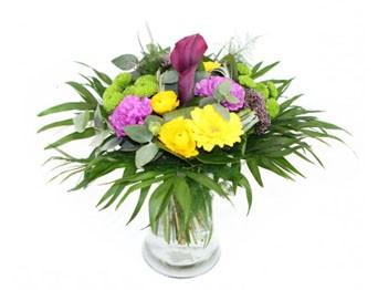 blomster udbringning aalborg